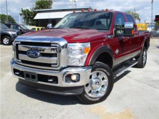Ford F-250 Super Duty Diesel , Ford Puerto Rico