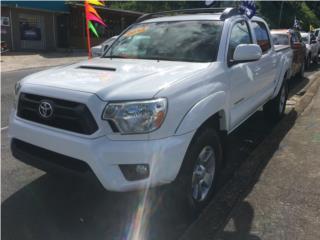 TOYOTA TACOMA 4x4 2014 , Toyota Puerto Rico