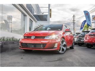 Volkswagen Puerto Rico Volkswagen, GTI 2017
