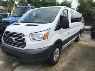 Ford Puerto Rico Ford, E-350 Van 2016