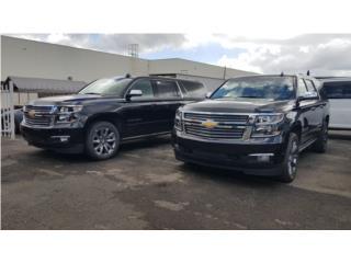 Chevrolet Puerto Rico Chevrolet, Suburban 2019
