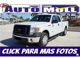 Ford Puerto Rico Ford, F-150 Pick Up 2012