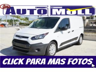 Ford Puerto Rico Ford, Transit Connect 2016