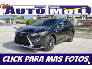 NX 200T F SPORT EQUIPADA! , Lexus Puerto Rico