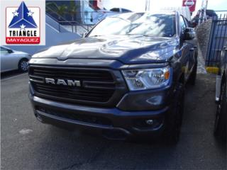 RAM 2500 4x4 Longhorn 2018 , RAM Puerto Rico