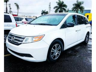 Honda Puerto Rico Honda, Odyssey 2012