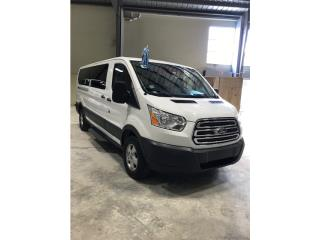 Ford Puerto Rico Ford, Transit Series 2017