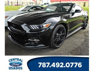Mustang EcoBoost Premium 2018 | Pony Package , Ford Puerto Rico
