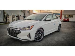 ELANTRA GT SPORT 2018 , Hyundai Puerto Rico