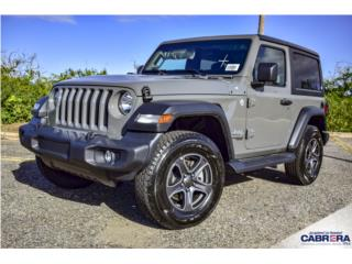 JEEP WRANGLER UNLIMITED SPORT 2017 4x4  , Jeep Puerto Rico