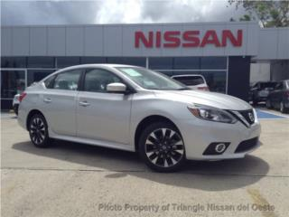 NISSAN SENTRA SR 2019  , Nissan Puerto Rico