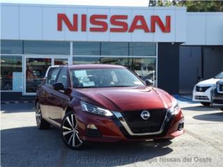 Nissan Puerto Rico Nissan, Altima 2019