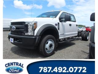 Ford, F-500 series 2019  Puerto Rico