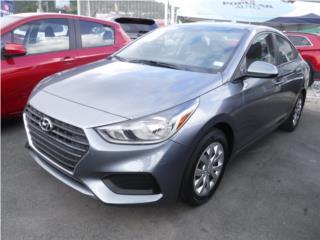 Hyundai, Accent 2018  Puerto Rico