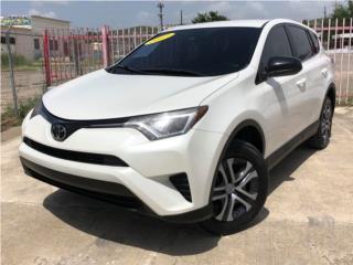 Toyota, Rav4 2017, Hyundai Puerto Rico