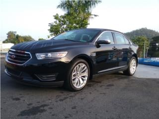 Ford Puerto Rico Ford, Taurus 2018