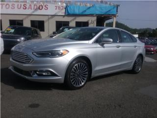 Ford, Fusion 2017  Puerto Rico