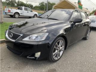 2015 LEXUS IS250 V6 F SPORT $27k omo , Lexus Puerto Rico