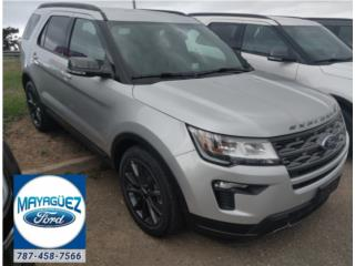 Ford, Explorer 2019, Dodge Puerto Rico