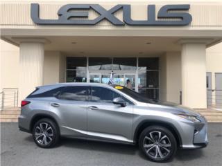 Lexus Puerto Rico Lexus, Lexus RX 2018