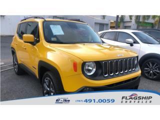 Jeep Puerto Rico Jeep, Renegade 2017
