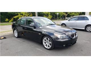 BMW, BMW 550 2007, Scion Puerto Rico