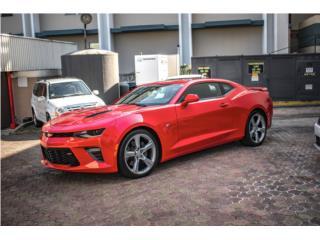 2018 CHEVROLET CAMARO ZL1 - MATTE RED  , Chevrolet Puerto Rico