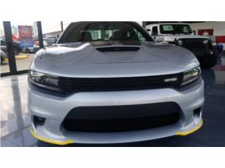 Dodge, Charger 2020, Journey Puerto Rico