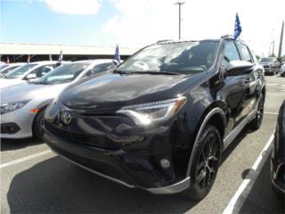 Toyota Rav4 Limited *VARIOS COLORES* , Toyota Puerto Rico