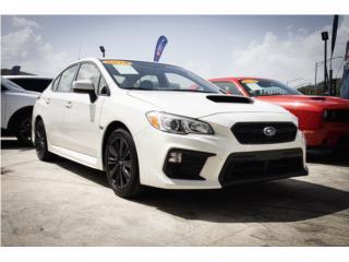 Subaru Puerto Rico Subaru, WRX 2019