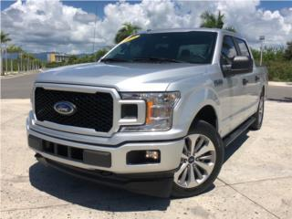 Ford pickup super crewcab XL 2018 , Ford Puerto Rico