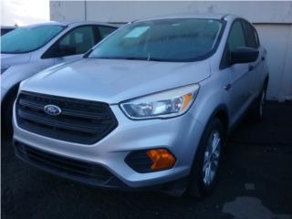 Ford Puerto Rico Ford, Escape 2017