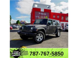 Jeep Wrangler Unlimited 2017 , Jeep Puerto Rico