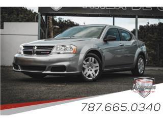 Dodge, Avenger 2014, Journey Puerto Rico
