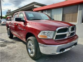 RAM, 1500 2011, 2500 Puerto Rico