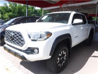 TACOMA CAB 1/2 2019 TE MONTAS APROBADA REAL , Toyota Puerto Rico