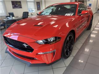 Mustang GT 5.0L *Company Car* , Ford Puerto Rico