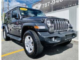 2008 Jeep wrangler unlimited X , Jeep Puerto Rico