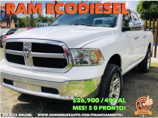 2008 Dodge Ram 1500 SLT, I8533555 , RAM Puerto Rico