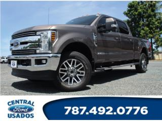 2019 - FORD F250 SUPER DUTY LARIAT , Ford Puerto Rico