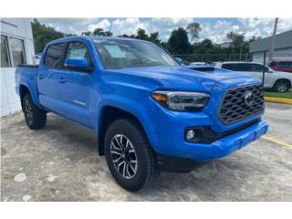 TOYOTA TACOMA TRD SPORT 2018 ¡BRUTAL! , Toyota Puerto Rico