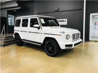 G550 2019 | Certified Pre-Owned  , Mercedes Benz Puerto Rico