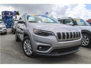 Jeep Puerto Rico Jeep, Cherokee 2019