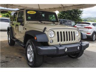 Jeep Wrangler 2016  tienes que verlo  , Jeep Puerto Rico