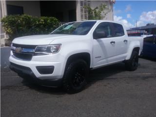 Chevrolet, Colorado 2017, Traverse Puerto Rico