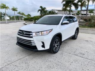 HIGHLANDER 2020 Disponibles  , Toyota Puerto Rico
