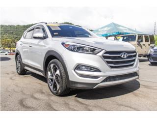 HYUNDAI TUCSON 2017 SE AUTO COMO NUEVA , Hyundai Puerto Rico