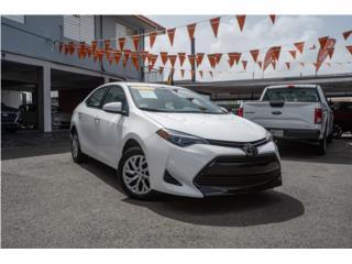 Toyota Puerto Rico Toyota, Corolla 2018