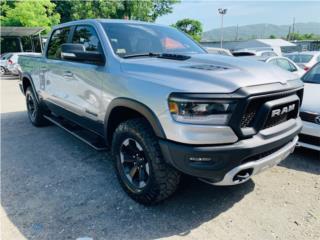 RAM Puerto Rico RAM, Rebel 2019