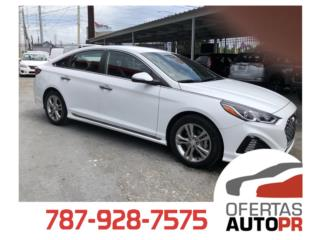 Hyundai, Sonata 2018  Puerto Rico